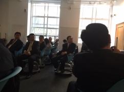 Padma Choling-Talk-Audience