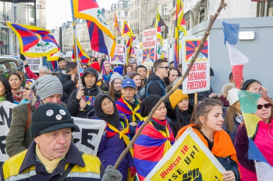 tibetan uprising photo 2 2018